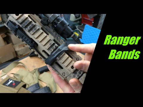 Ranger Bands What Are They Youtube