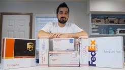 Complete Shipping Guide - USPS UPS FedEx for eBay and Shopify