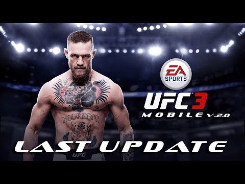 EA Sports™ UFC 3 ® Mobile ● Last Update👊🏻