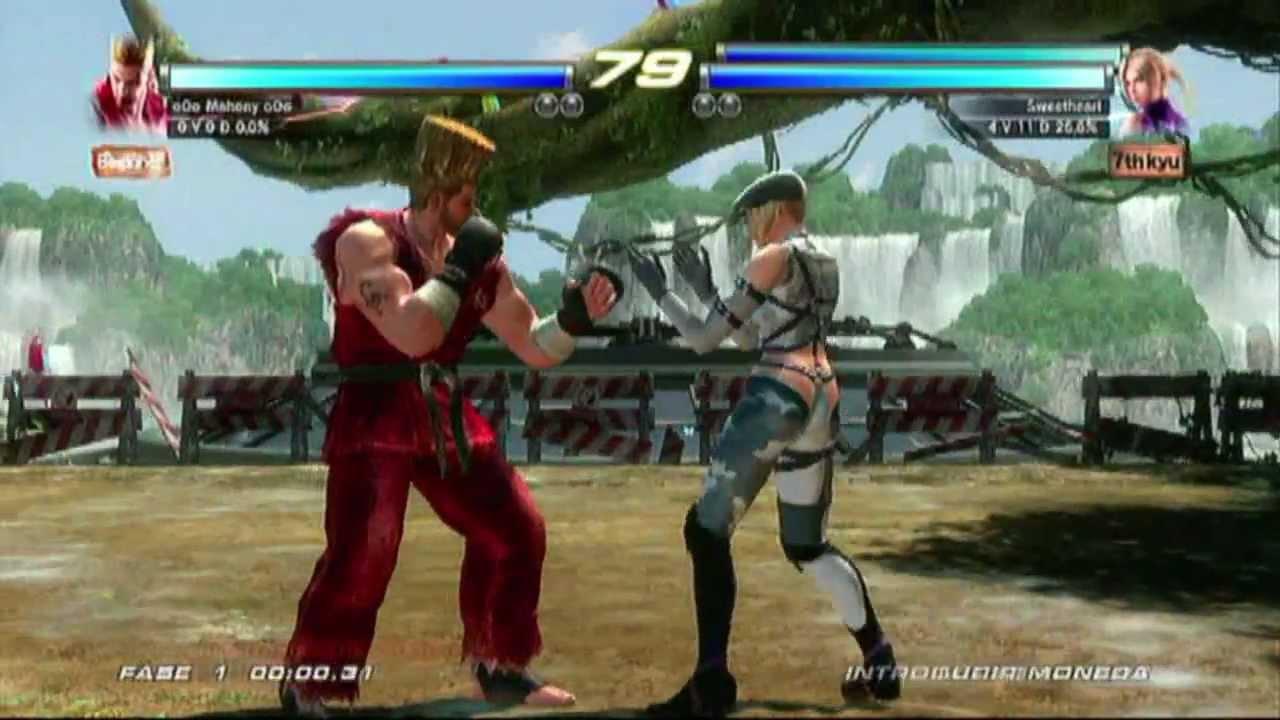 Tekken Tag Tournament 2 Jtag Rgh Gamesmountain Com