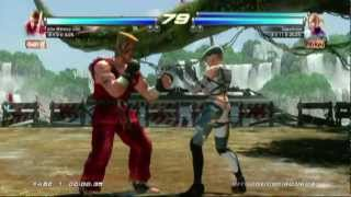 Tekken Tag Tournament 2 Gameplay (Xbox 360)