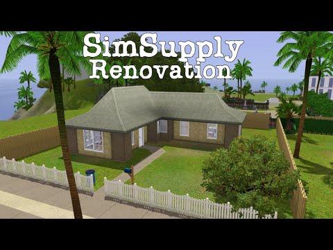Renovation of SimSupply's 5 Seaward Walk | Aluna Island