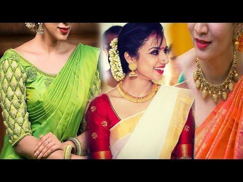 new-latest-blouse-design-2019- -beautiful-blouse-back-neck-designs- -latest-bridal-blouse-designs
