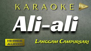 Karaoke Langgam Ali Ali Roland Bk5 Cipt Gesang