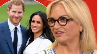 Princess Diana's Psychic Sally Morgan Predicts Prince Harry And Meghan Markle's Future