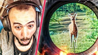 JE VAIS TIRER ! ( THE HUNTER : CALL OF THE WILD )