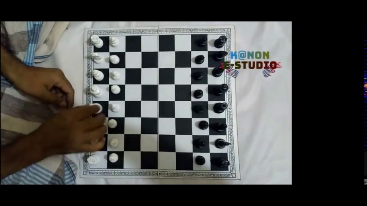 Compleate chess tutorial-how to play chess for beginners from.