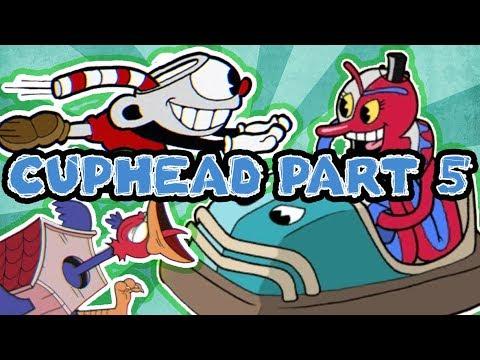 傑少玩CUPHEAD - Part 5
