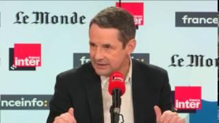 Thierry Mandon invité de Questions Politiques