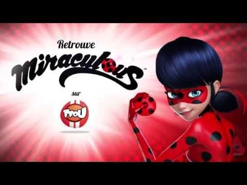 Miraculous, les Aventures de Ladybug et Chat Noir Trailer | Miraculous Ladybug Trailer [FRENCH]