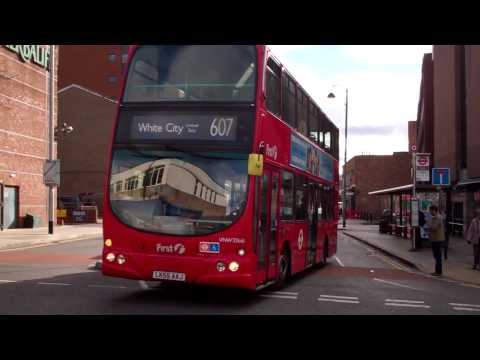 London Buses Uxbridge Bus Station