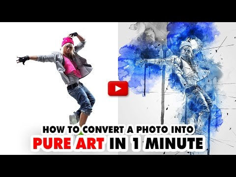 Pure Art Photoshop Action - Video Tutorial | Mesothelioma Attorney Directory Of Photoshop