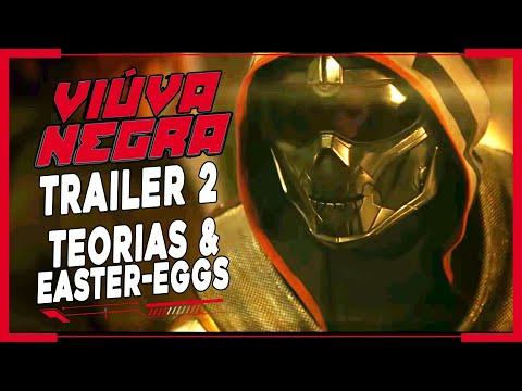 Marvel vs Dc vem ai!!! Viúva Negra -expectativas à 1000mil from YouTube · Duration:  2 minutes 11 seconds