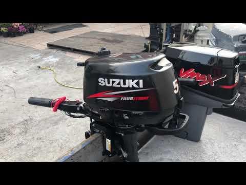 Продажа лодочных моторов Suzuki