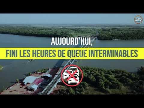 Le pont Sénégambie, une révolution dans les déplacements des usagers