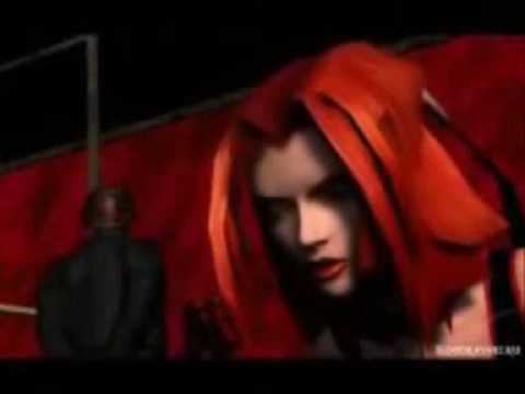 Lili Rochefort & Lara Croft & BloodRayne [Trance Mix]
