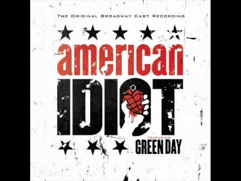 American Idiot Musical  Give Me Novacaine