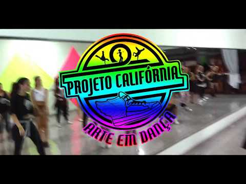 Rabetânia - Mc WM  Projeto Califórnia Arte em Dança