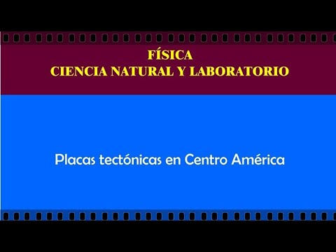 Placas tectnicas en Centro Amrica  YouTube
