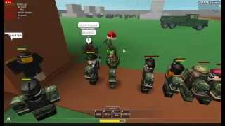 ROBLOX Russian Army training 2 : HARD OBBY