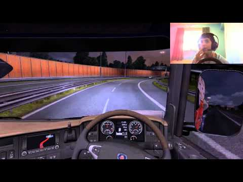 Thetrucksimaddict Euro Truck Simulator 2; carlisle to Koln with Tom