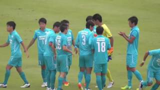 【ハイライト】2016.9.11 Sun 関東リーグ第12節 筑波大学vs専修大学.
