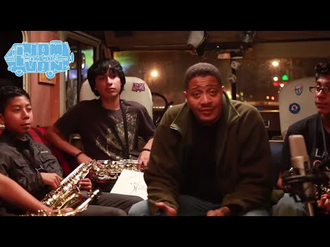 CHALI 2NA - Interview with Harmony Project (Live from Hollywood, CA) #JAMINTHEVAN