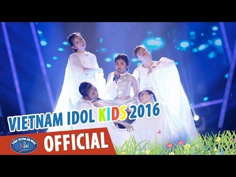 THẦN TƯỢNG ÂM NHẠC NHÍ 2016 - CHUNG KẾT - CON CÒ - BẢO TRÂN - FULL HD