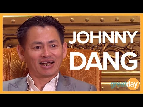 Johnny Dang interview