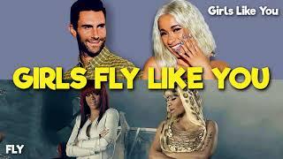 Baixar Girls Fly Like You (MASHUP) Nicki Minaj, Rihanna, Maroon 5 & Cardi B
