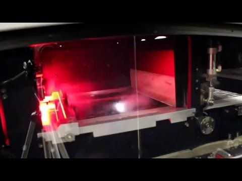 Roll-to-Part Laser Cutting Machine