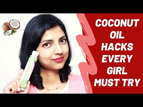 Beauty Hacks Using Coconut Oil Every Girl MUST TRY Ft. Merit VCO Extra Virgin Coconut Oil #Skincare