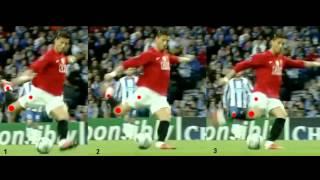 23. Футбольная школа. Урок 8. Cristiano Ronaldo. Анализ удара подъёмом.