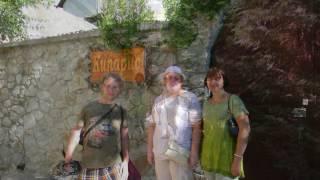 Крым 2016 (ч.6). База отдыха Кипарис в Мисхоре (Ялта).(, 2017-01-02T17:54:40.000Z)