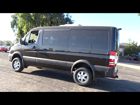 2017 Mercedes Benz Sprinter Passenger Van Pleasanton Walnut Creek Fremont San Jose Livermore CA