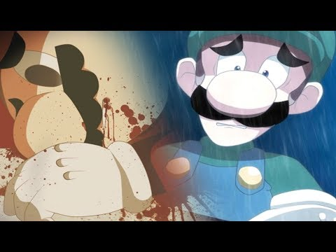 WILL LUIGI BE ABLE TO SAVE MARIO?!?! This Game Is Tragic