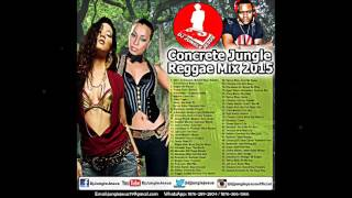 ♫Concrete Jungle Reggae Mix JANUARY 2016║Chronixx║I Octane║Jahmiel@IG: djjunglejesusofficial