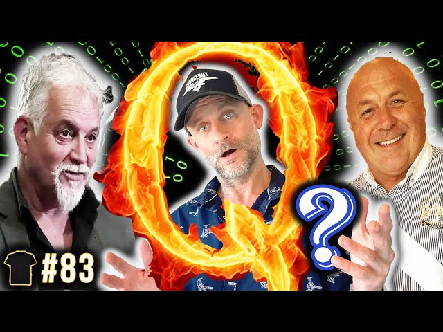 Discussing Q And The Hidden King | Dr Charles Ward | Chris Thrall's Podcast