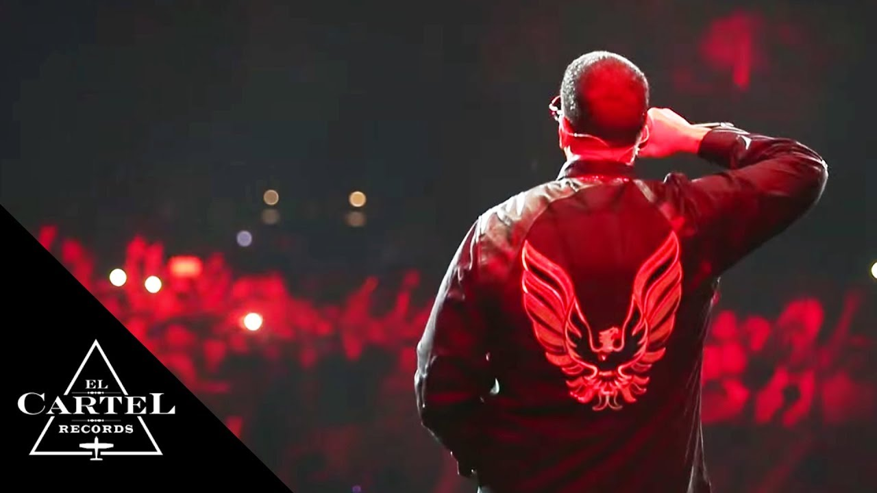 Daddy Yankee en vivo Monterrey, México Parte1 (Live)