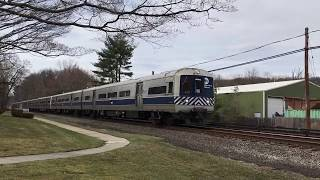 Metro-North Railroad HD 60fps: Budd M3A EMUs on Harlem Line Train 664 (4/2/19)