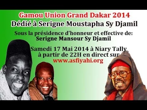 Gamou Union Grand Dakar