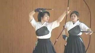 弓道 -不動心-