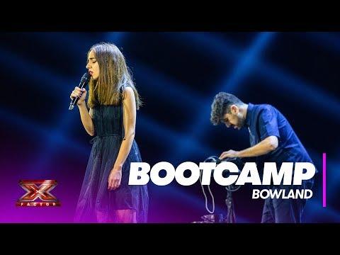I BowLand ipnotizzano Asia Argento | Bootcamp 2