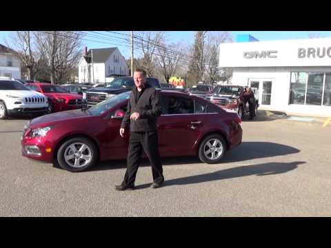 Greg Lawrence - 2015 Chevrolet Cruze