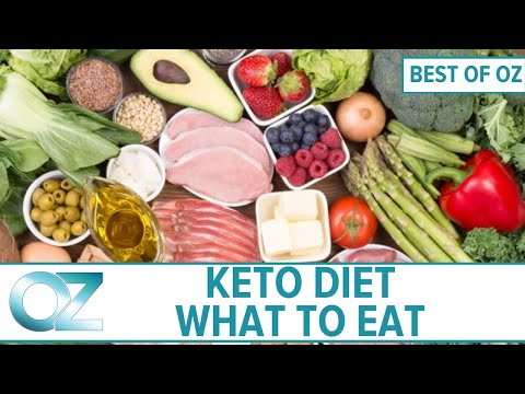 What You Should Eat on the Ketogenic Diet - Best of Oz Collection