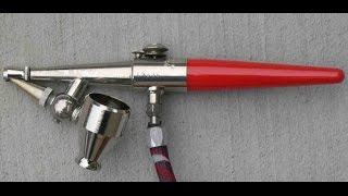 Passche H Airbrush - The Scale Model workhorse !