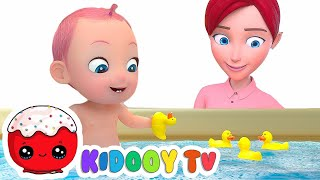 Five Little Ducks & More - KidooyTv Nursery Rhymes