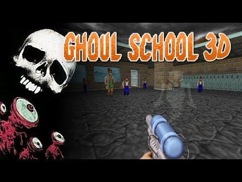 Ghoul School 3D [Heretic mod]