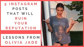 LESSONS FROM OLIVIA JADE & KYLIE: 5 Cringeworthy Photos NEVER To Post On Instagram! | Shallon Lester