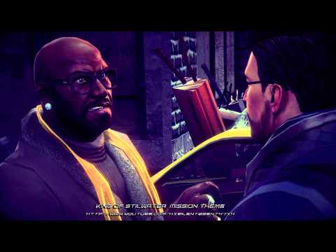 Saints Row IV - King of Stilwater Mission Music Theme